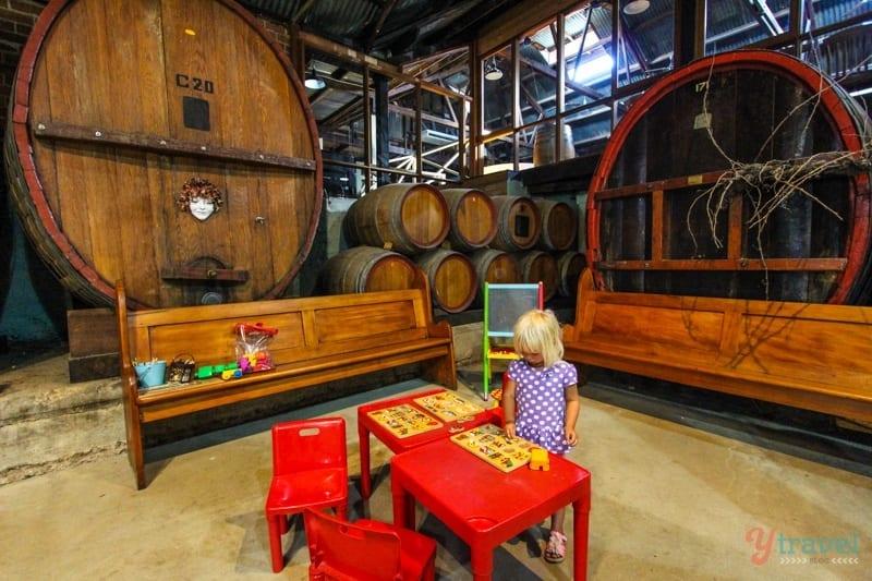 Robert Oatley Vineyards, Mudgee, Australia