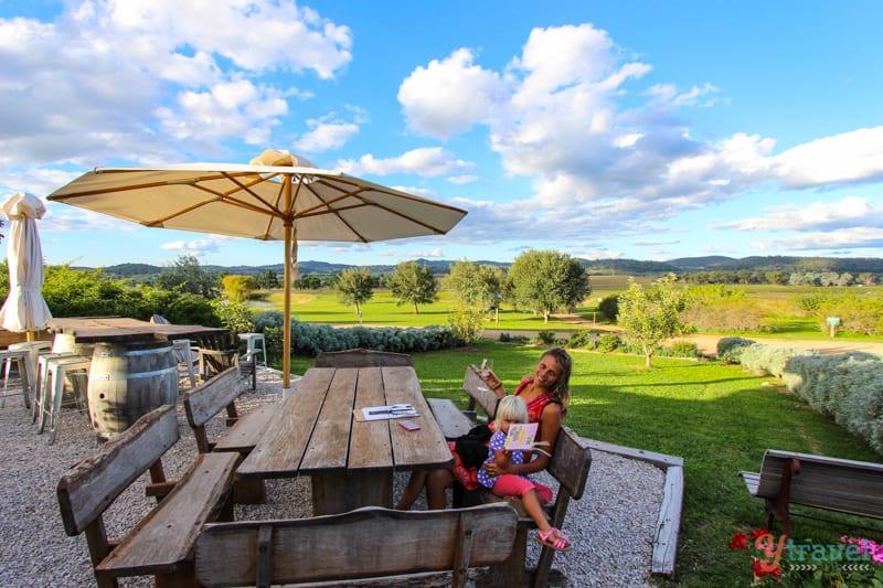 Lowe Winery, Mudgee, Australia