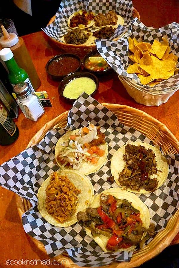 La Casita Tacos - Vancouver, Canada