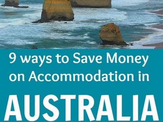 How to save money on accommodation in Australia