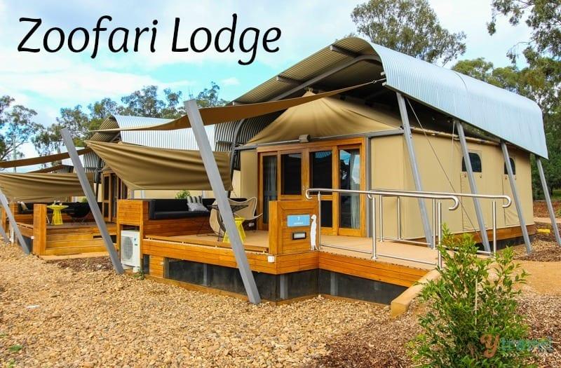 Zoofari Lodge - Dubbo Zoo, NSW, Australia