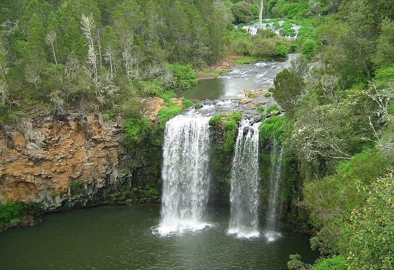 Dangar Falls - NSW, Australia