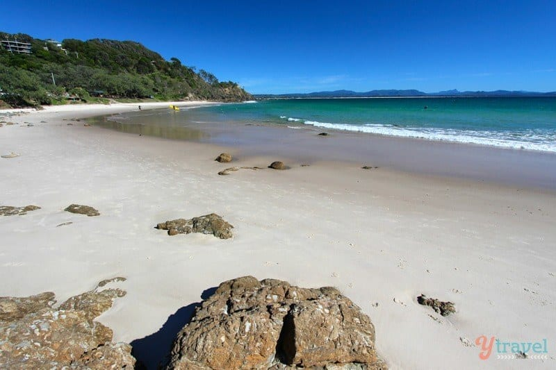 Wategos Beach, Byron Bay, Australia
