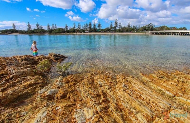 Tallebudgera Creek, Gold Coast, Australia