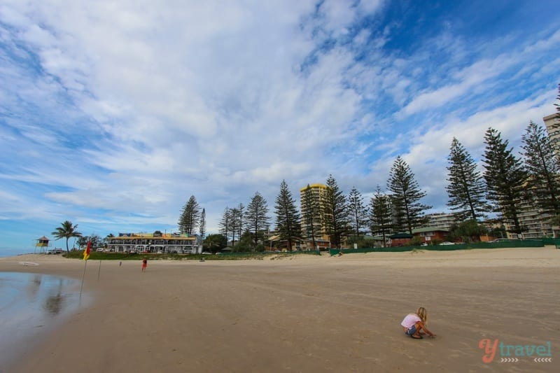 Rainbow Bay, Gold Coast, Australia