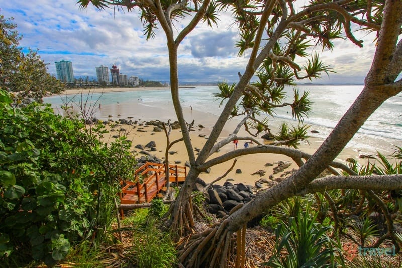 Greenmount Beach - Gold Coast, Australia