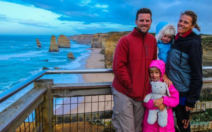 Douze apôtres - Great Ocean Road, Australie