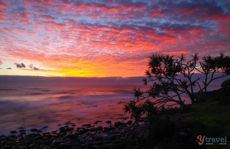 Burleigh Heads, Gold Coast, Australia