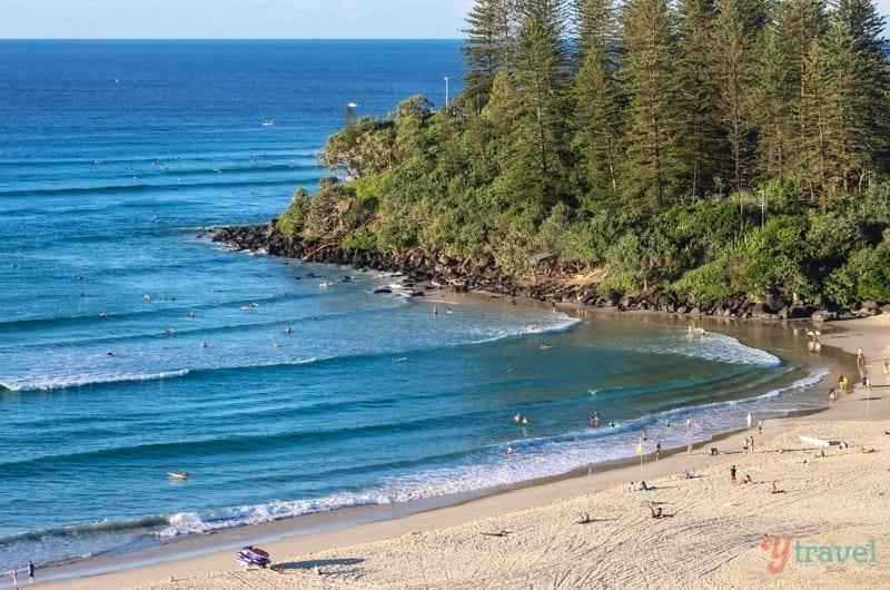 Greenmount Beach, Gold Coast, Australia