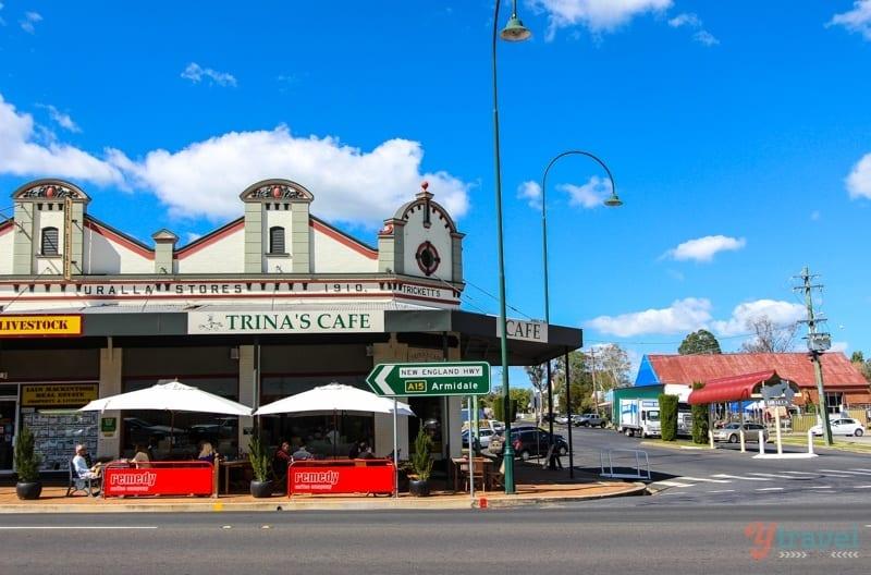 Uralla tourist drive 19 Armidale NSW