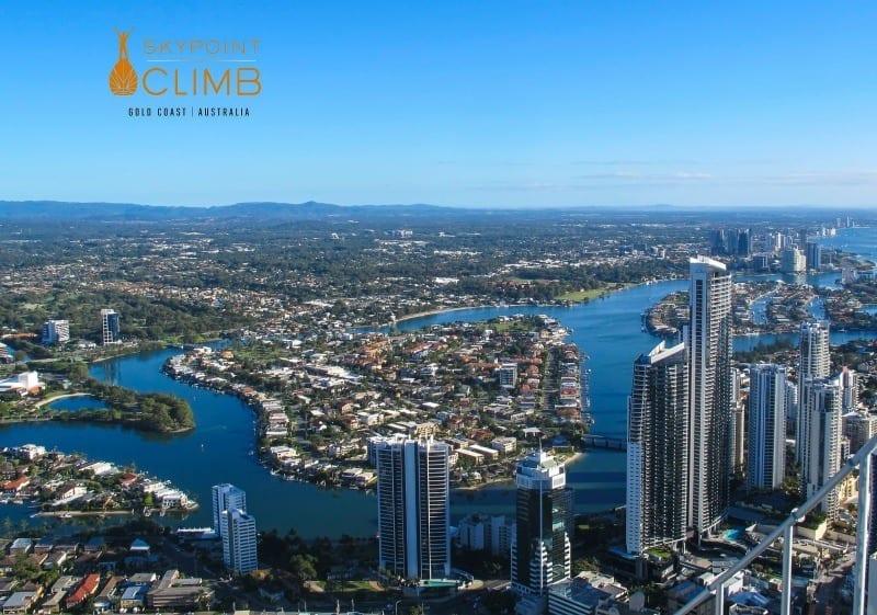 SkyPoint Climb - Gold Coast, Australia