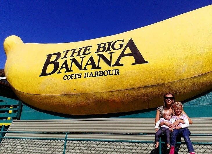 The Big Banana - Coffs Harbour, NSW, Australia