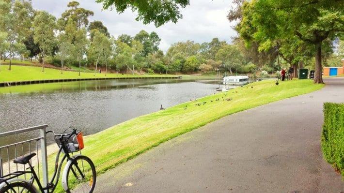bike riding Adelaide