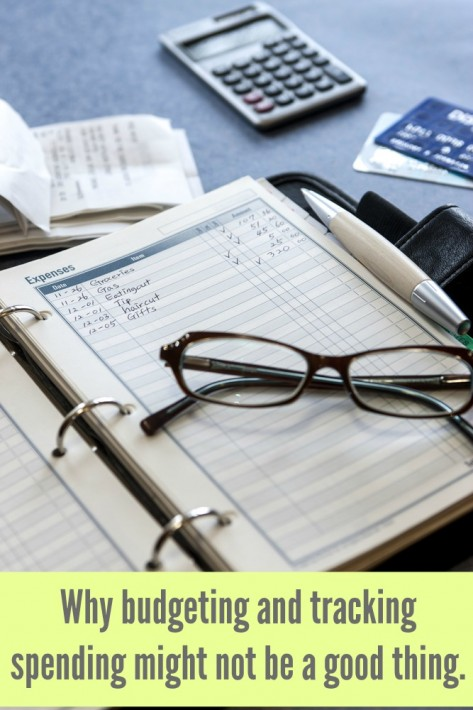 budgeting and tracking spending