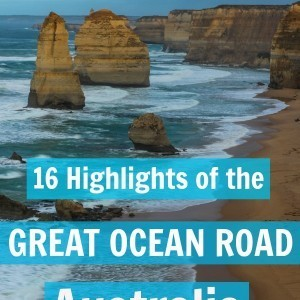 Highlights of The Great Ocean Road in Australia