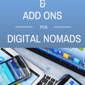 Apps for digital nomads