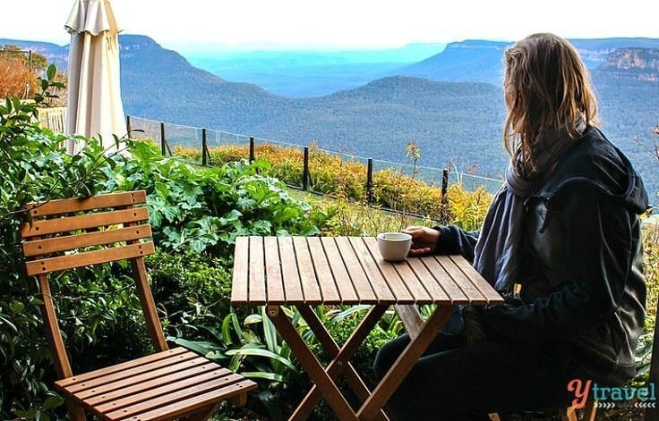 Blue Mountains, NSW, Australie