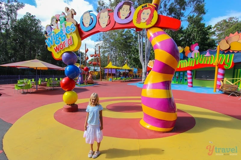 Wiggles World - Dreamworld, Gold Coast, Australia