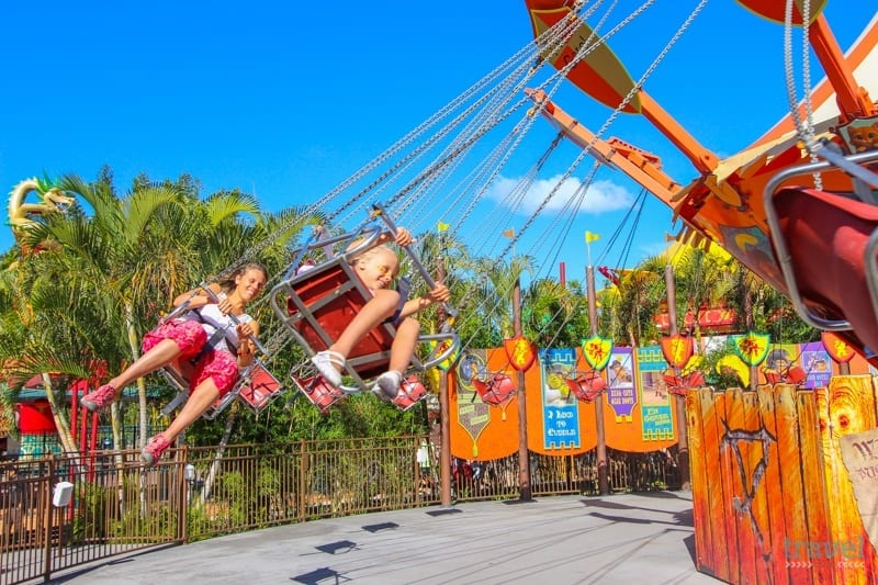Dreamworld, Gold Coast. Australia