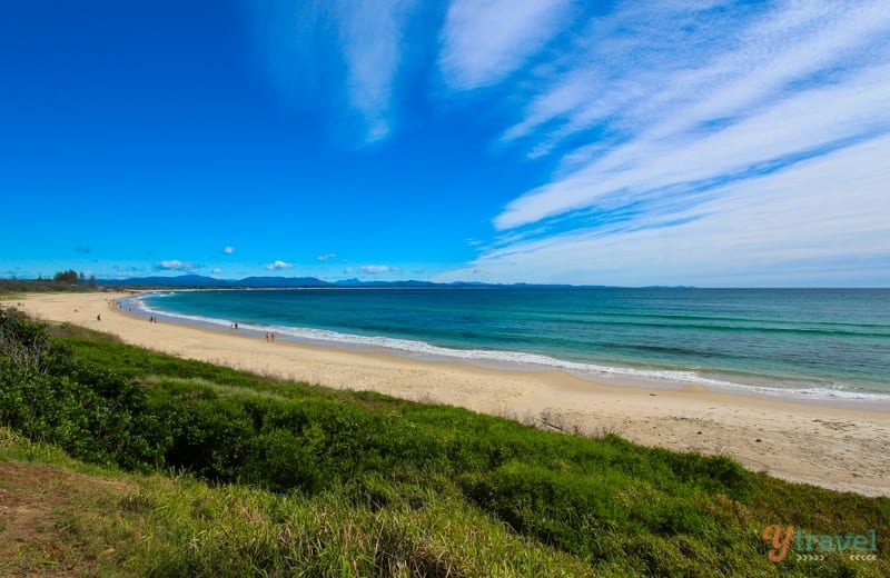 Clarkes Beach, Byron Bay, NSW< Australia