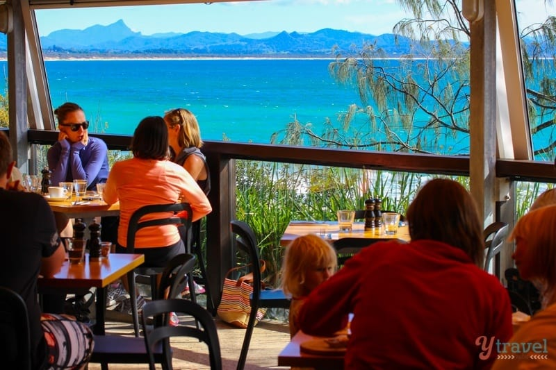 Byron Beach Cafe, Byron Bay, NSW, Australia