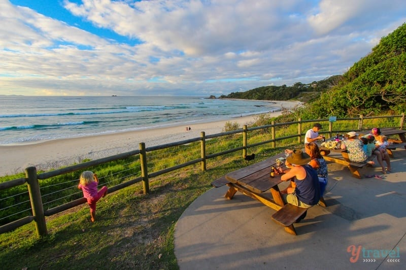 Clarkes Beach, Byron Bay, Australia