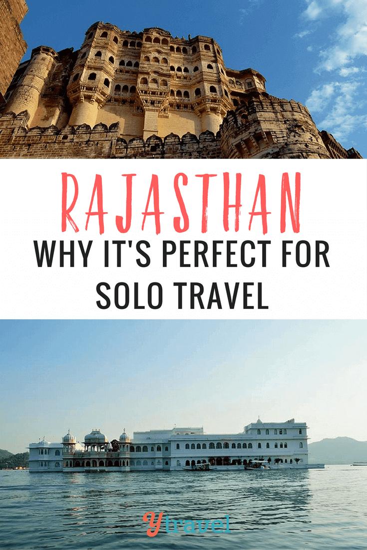 Le Rajasthan est parfait pour les voyageurs en solo. Voici 10 raisons pour lesquelles une visite au Rajasthan, en Inde, devrait être sur votre liste pour voyager en Inde.