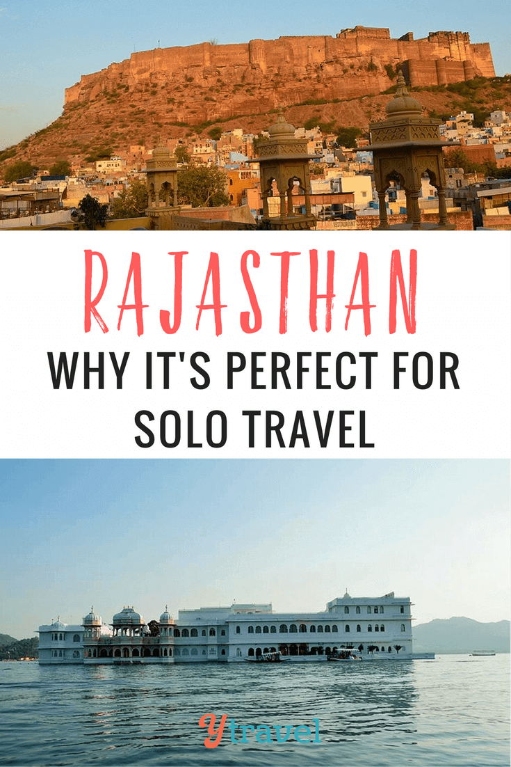 Rajasthan is perfect for solo travelers. Here are 10 reasons a visit to Rajasthan, India should be on your list for travel to India.