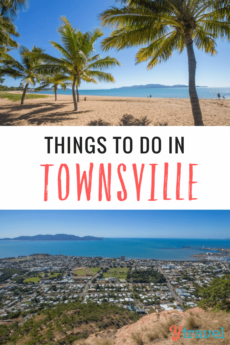 What a pleasant surprise Townsville was. Great climate, lovely foreshore, excellent aquarium and some pleasant dining options. Worth a few days at least.