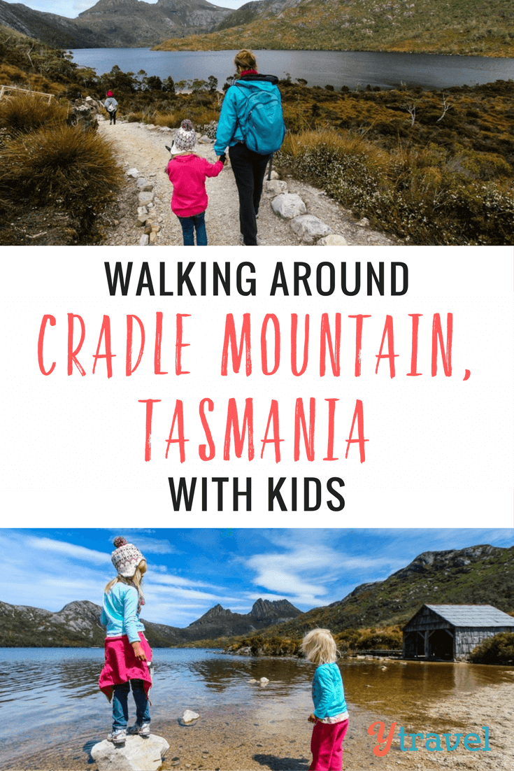 "The Dove Lake Circuit beneath Cradle Mountain is one of Tasmania's ""60 Great Short Walks"". At 6km The Dove Lake is great to do with kids."