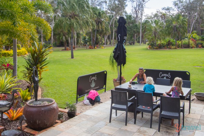 Getaway Garden Cafe - Agnes Water, Queensland, Australia
