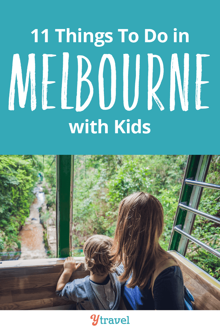 11 reasons your kids will love Melbourne, Australia