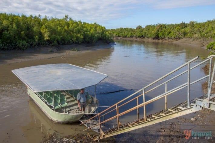 Whitsunday Crocodile Safari - Queensland, Australia