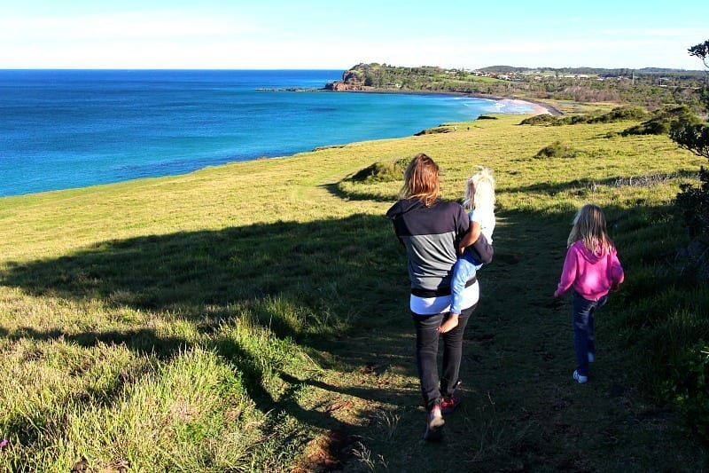 Lennox Head coastal walk, Australia