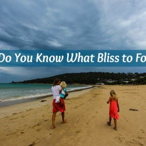 How Do You Know What Bliss to Follow? - My 8 step plan
