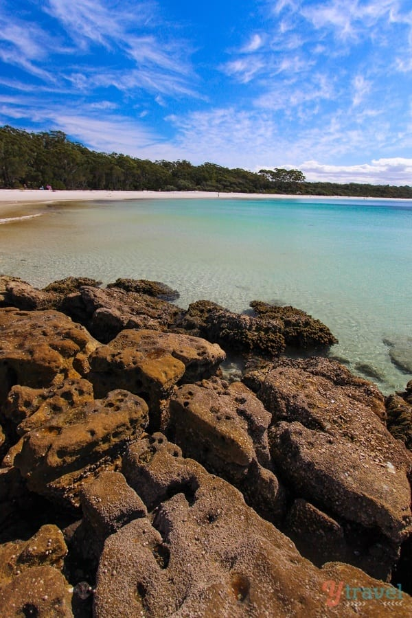 Greenpatch Beach, NSW, Australia