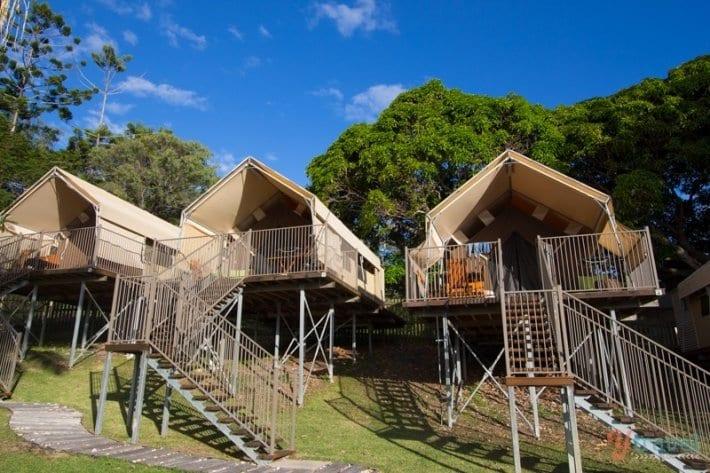 Agnes Water Caravan Park - Queensland, Australia