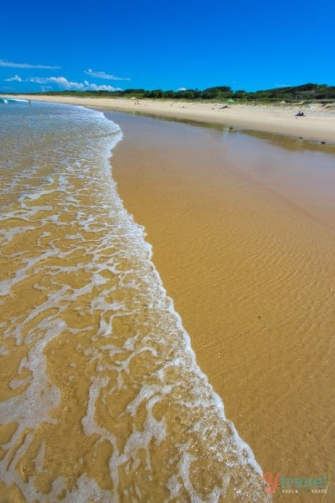 Red Rock Beach, NSW, Australia