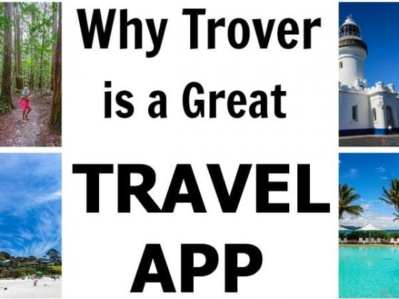Why TROVER is a great new Travel App