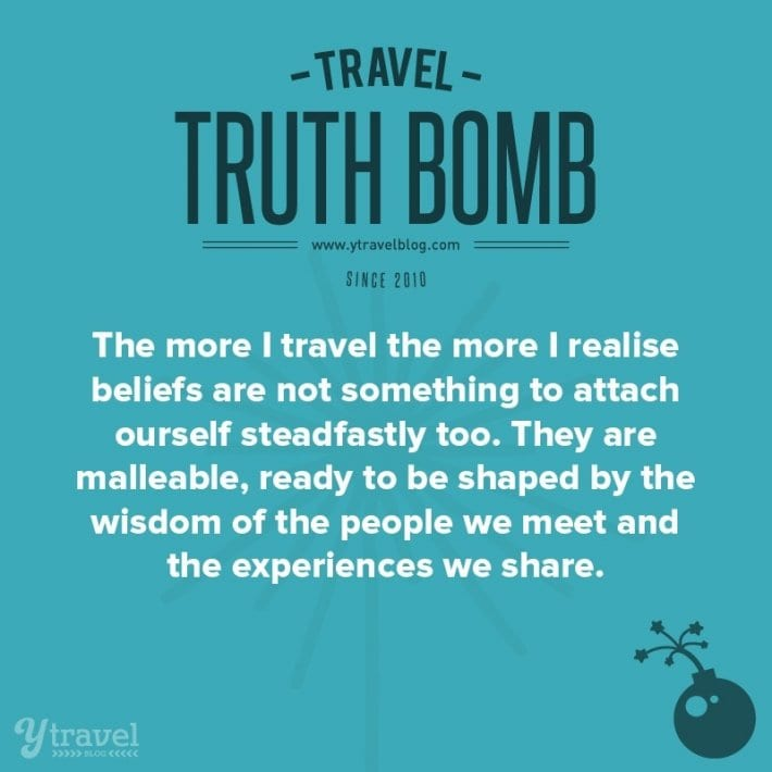 Travel beliefs