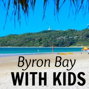 What to do in Byron Bay, Australia with kids.