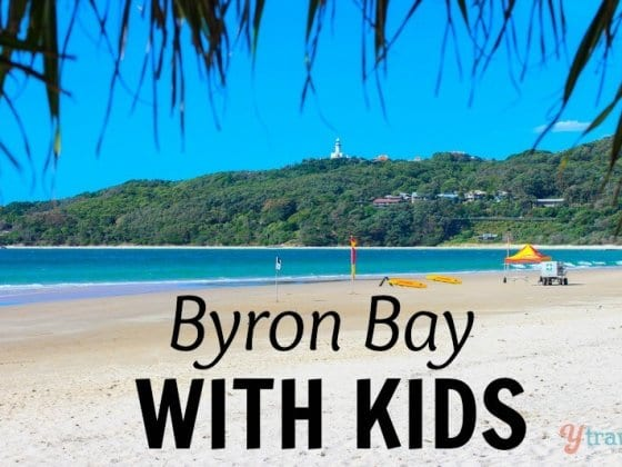 12 Reasons Byron Bay is a Great Family Destination