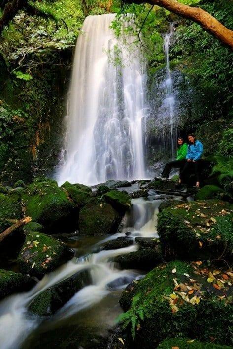 Matai Falls, New Zealand