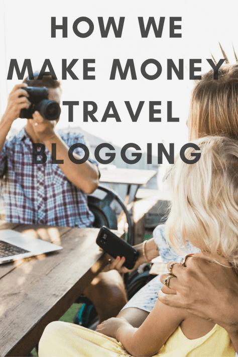 Comment gagner de l'argent en voyageant avec les blogs