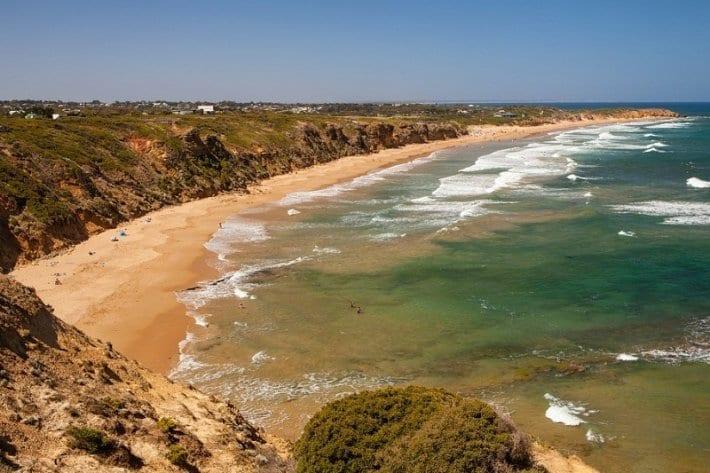 Jan Juc Beach, Victoria, Australia