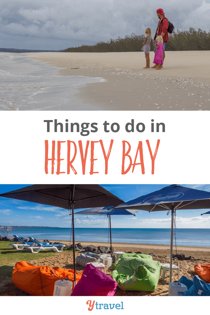 Check out these awesome things to do in Hervey Bay.