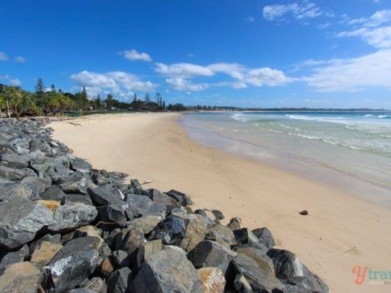 The Sleepy Beachside town of Kingscliff NSW