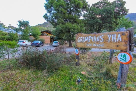 The Grampians YHA Hostel - Victoria, Australia