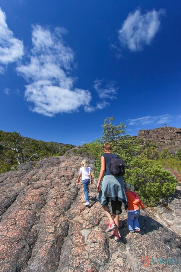 El Parque Natioanl Grampians - Victoria, Australia