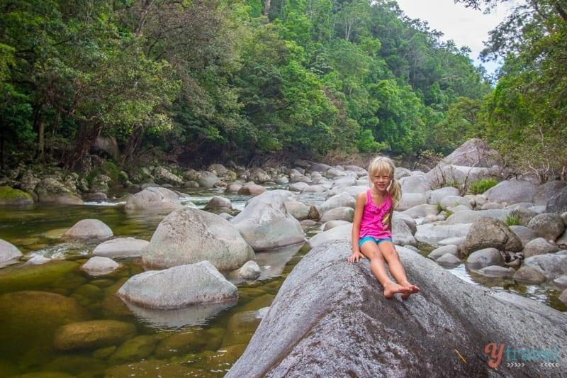 Mossman Gorge, Queensland, Australia